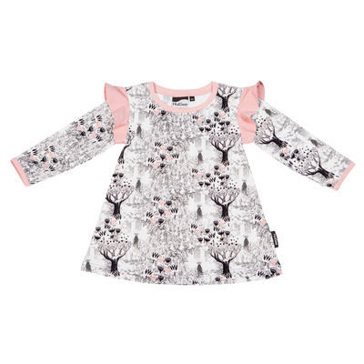 HuiGee Moomin children's dress-tunic Whomper