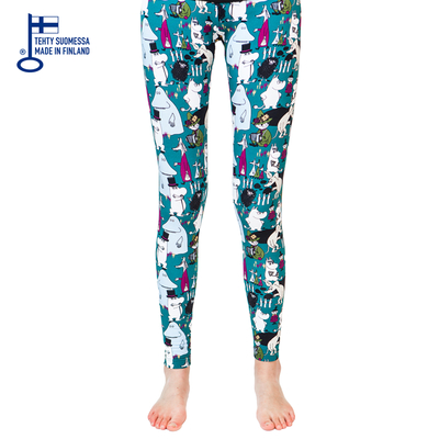 HuiGee women's Moomin leggings Joy