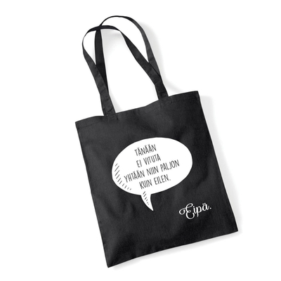In the Moment, shopper bag