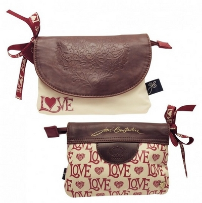Jan Constantine Romany Make-Up Bag