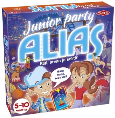 Junior Party Alias