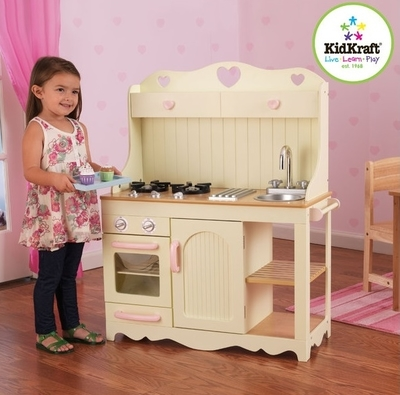 Kidkraft Prainie play kitchen