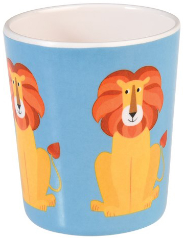 Lion children's mug