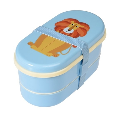 Lion lunchbox for a child