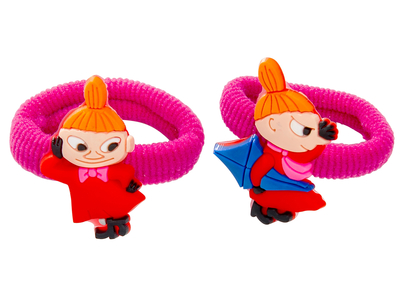 Little My terry cloth hair band set, 2pcs
