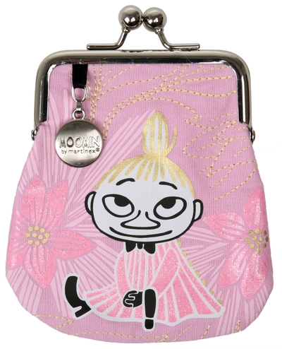Little My dreaming purse, light pink