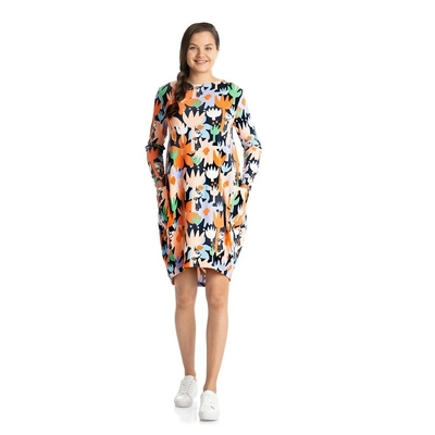 Martinex Moomin Iida-dress Tulip coral