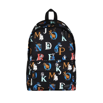Martinex Moomin Sniff backpack, Letters