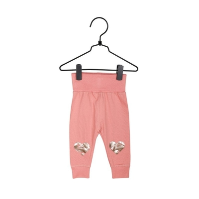 Martinex Moomin baby's trousers, mallow color