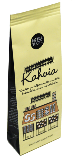 Metkatuote Old shop's coffee, vanilla/toffee 100g