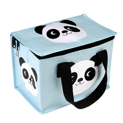 Miko the Panda lunch/ cooler bag