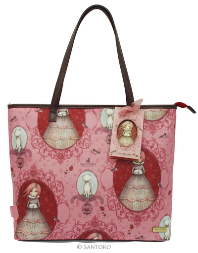 Mirabelle Traveler's Rest shopper bag