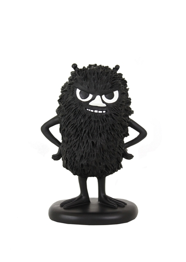Mitt & Ditt Stinky figure, black