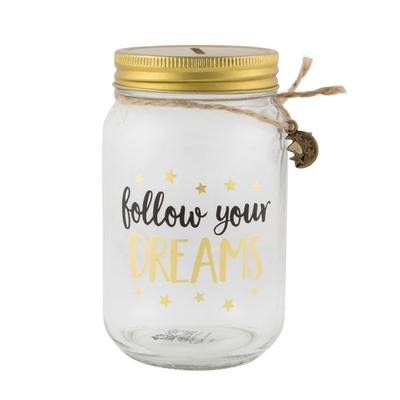 Money box, Follow your dreams