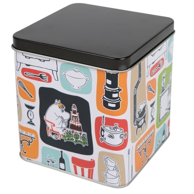 "Moomin ""Tilkku"" tin can, small"