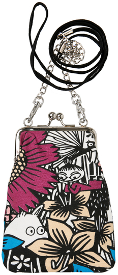 """Moomin """"Vinssi"""" purse bag, Little My Daydreaming"""