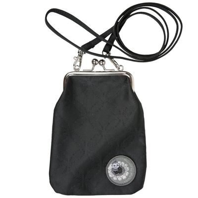 "Moomin ""Vinssi"" purse bag Moomin logo, black"