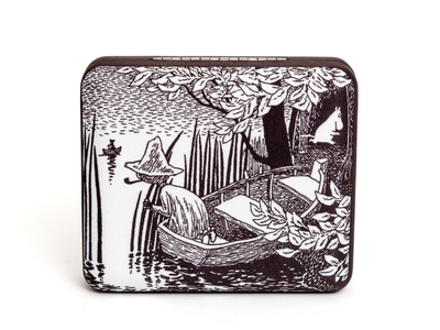 Moomin Accessory Case Snufkin on the lake