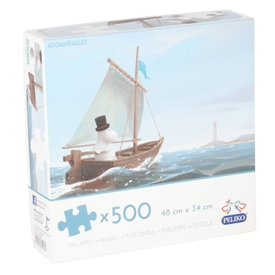 Moomin Animation puzzle 500 pieces