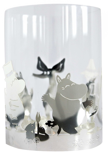 Moomin Big Candle Glass