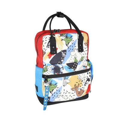 Moomin Bob backpack Bustle white