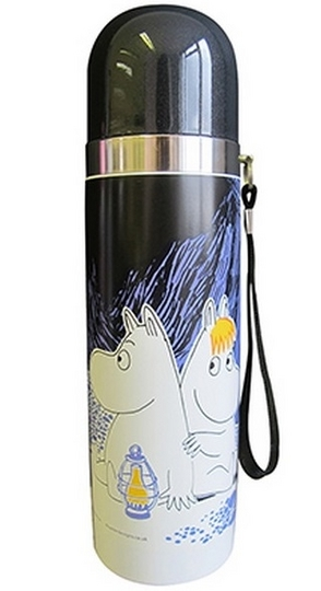 Moomin Cave Thermos Flask