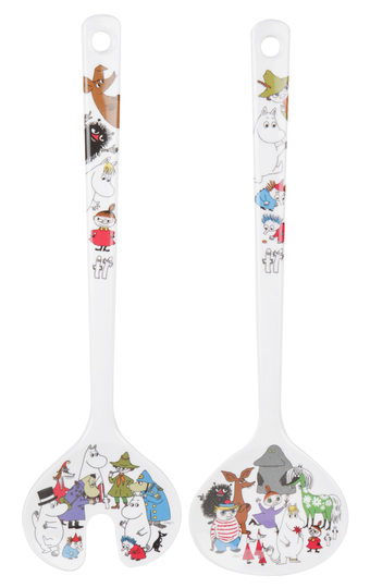 Moomin Characters Salad tongs