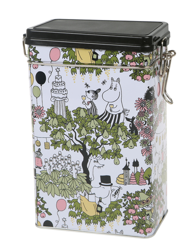 Moomin Coffee Jar, Garden