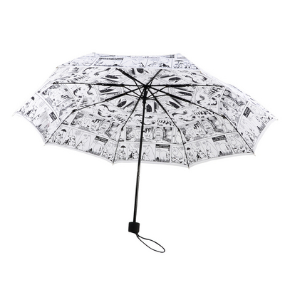 Moomin Comic pattern Umbrella