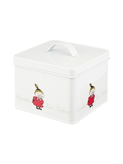 Moomin Cookie Jar, Little My