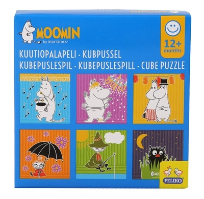 Moomin Cube Puzzle