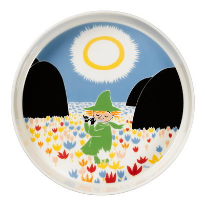 Moomin Friendship Serving Platter, Ø 26cm