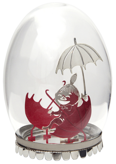 Moomin Glass Egg, Little My