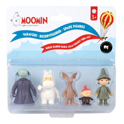 "Moomin Inhabitants of the Moominvalley ""Varaväki"""