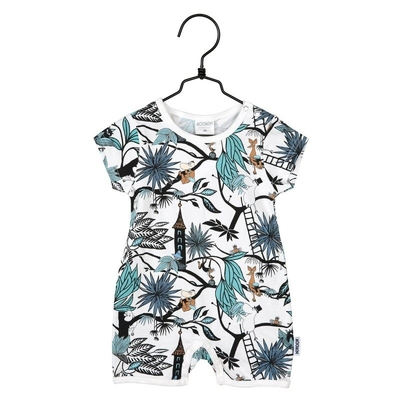 Moomin Jungle playsuit