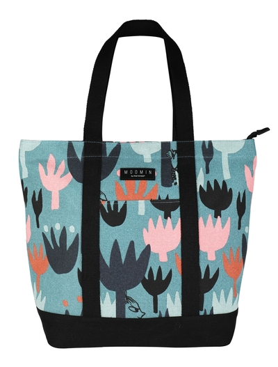 Moomin Kampsu shopper bag Tulips