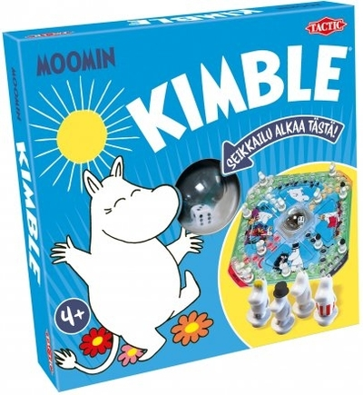 Moomin Kimble -game