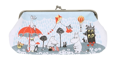 Moomin Kite pouch/pencil case