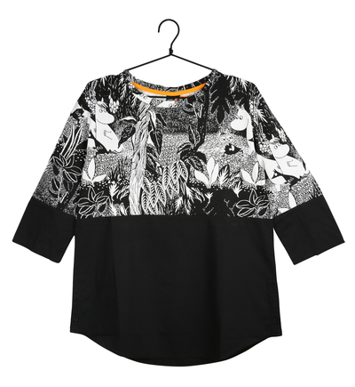Moomin Lily shirt, Forest