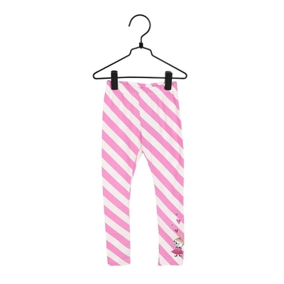 Moomin Little My children's leggings, pink