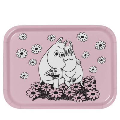 Moomin Love Tray