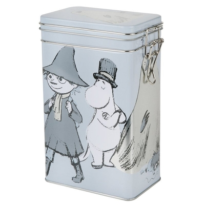 Moomin Moominvalley Sketch coffee jar