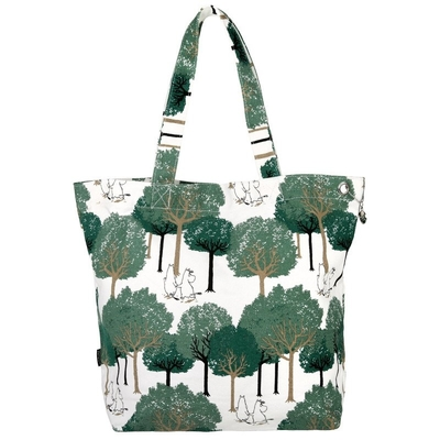 Moomin Nana bag grove, green