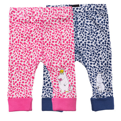 Moomin Newborn leggings, 2 colours