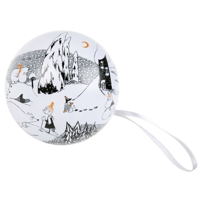 Moomin Polar Bear large ball ornament
