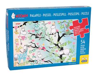 Moomin Puzzle, 54 pc