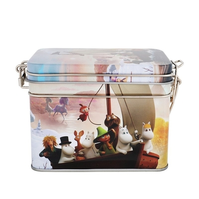 Moomin Sailing tea caddy