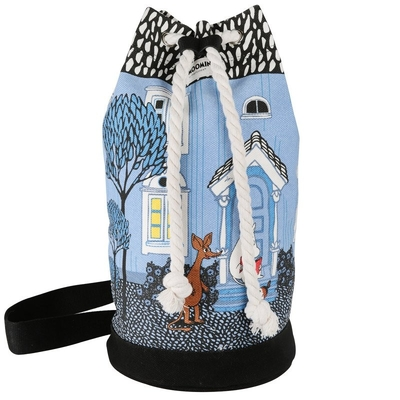 Moomin Sedrik sailor bag Story, blue