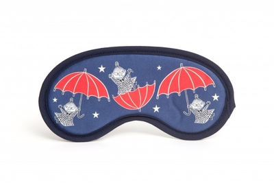 Moomin Sleeping mask Little My, blue
