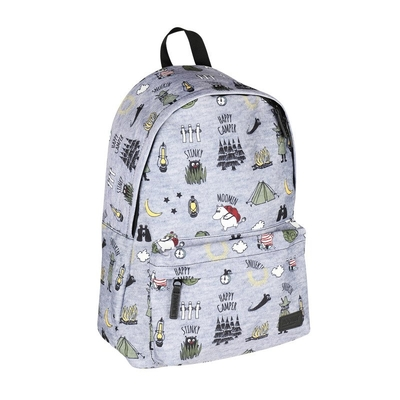 Moomin Sniff backpack Trip, grey